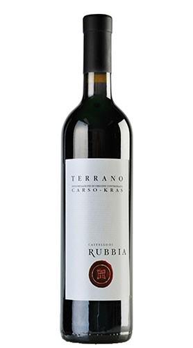 """""""Terrano"""" Carso DOC Castello di Rubbia 2015"""