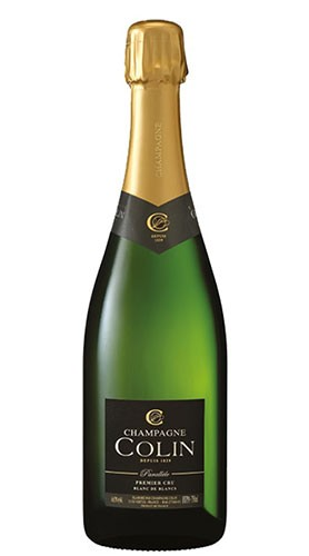 """Cuvée Parallele 1er Cru"" Champagne AOC Extra Brut champagne COLIN"