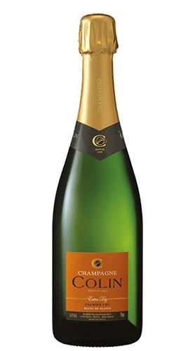 """Cuvée Blanc de Blancs 1er Cru"" Champagne AOC Extra Dry champagne COLIN"