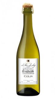 """""""Cuvee Clos de la Fosse le Loup"""" Coteaux Champenois AOC champagne COLIN 2016"""