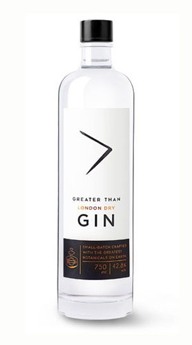 NAO SPIRITS GREATER THAN LONDON DRY GIN 40?