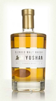 Whisky Blended Malt WHISKY YUSHAN 70 Cl con Confezione