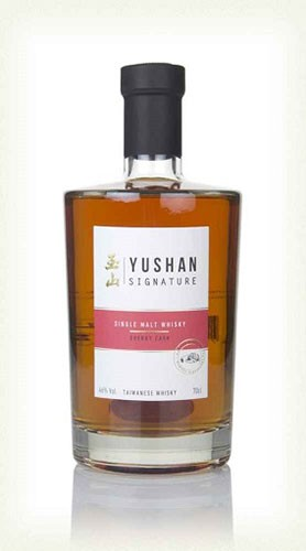 Whisky Signature Sherry Cask WHISKY YUSHAN 70 Cl con Confezione