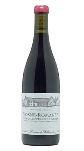 Domaine de Bellene VOSNE ROMANEE VILLAGES QUARTIERS DE NUITS 2017