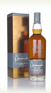 "Whisky ""Peat Smoke"" Sherry Cask Strenght Benromach 2010 70 Cl con Confezione"