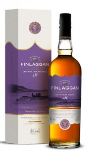 Whisky Finlaggan Red Wine Cask The Vintage Malt Whisky Company 70 Cl con Confezione