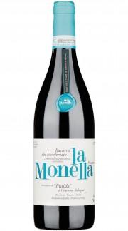 Barbera del Monferrato Frizzante 'La Monella' Braida 2016