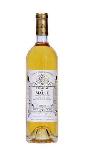 Sauternes AOC Chateau de Malle 2017 37.5 cl