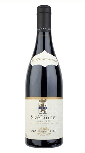 """""""MONIER LA SIZERANNE"""" Hermitage AOC Chapoutier Michel 2014 1.5 L"""