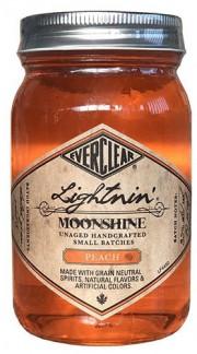 "Whisky MoonShine ""Peach"" Everclear 50 cl"