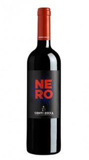 """""""Nero"""" Salento Rosso IGP CONTI ZECCA 2014"""