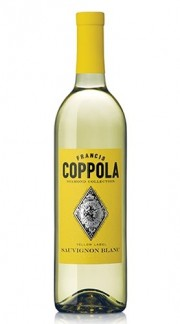"""Diamond Collection Yellow Label"" California Sauvignon Blanc Francis Ford Coppola Winery 2017"