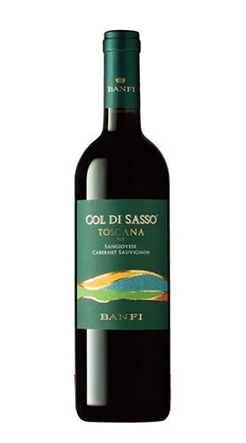 """""""Col di Sasso"""" Toscana IGT Banfi 2018"""