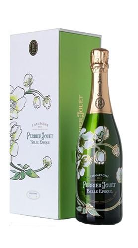 """Belle Epoque"" Champagne AOC Brut Perrier-Jouet 2012 con Confezione"