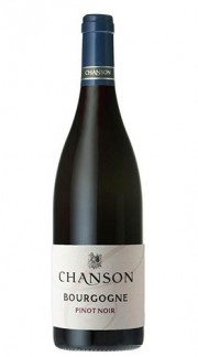 Bourgogne AOC Pinot Noir CHANSON PERE & FILS 2018