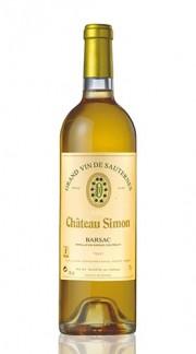 """Grand Vin de Sauternes"" Barsac AOC CHATEAU SIMON 2015 37.5 Cl"