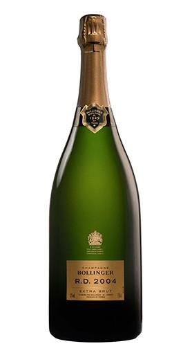 """""""R.D."""" Champagne AOC Bollinger 2004 1,5 L"""