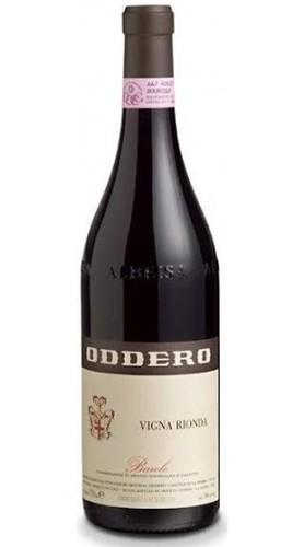 Barolo Vigna Rionda DOCG Riserva 10 anni 2009 Oddero