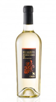 Bellagriffi Moscatello Selvatico Puglia IGP Grifo 2019