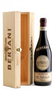 Amarone Classico Bertani 2011 Cassetta di legno