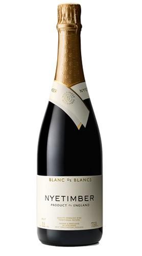 """Blanc de Blancs"" English Sparkling Wine Brut NYETIMBER 2013"