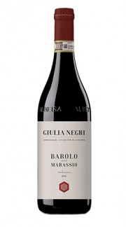 """Marassio"" Barolo DOCG SERRADENARI & GIULIA NEGRI 2016"
