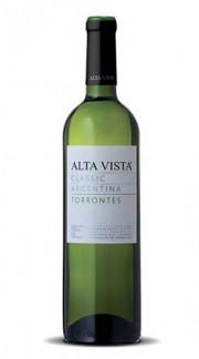 """Torrontes"" Mendoza RESERVA ALTA VISTA 2018"