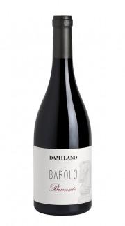 """""""Brunate"""" Barolo DOCG Damilano 2015 - box di legno"""