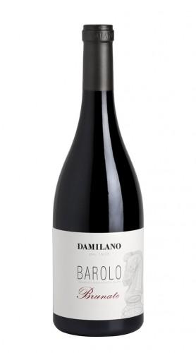 """""""Brunate"""" Barolo DOCG Damilano 2016 - box di legno"""
