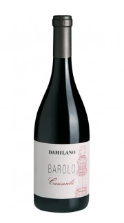 """""""Cannubi"""" Barolo DOCG Damilano 2015 - box di legno"""