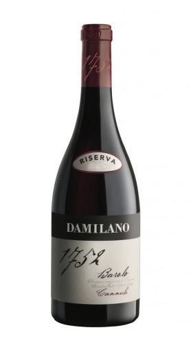 """""""Cannubi 1752"""" Barolo DOCG Riserva Damilano 2011 - box di legno"""