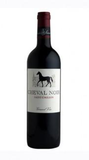 """""""Cheval Noir"""" Saint Emilion AOC Château Cheval Noir 2016 37.5 cl - MEZZA BOTTIGLIA"""
