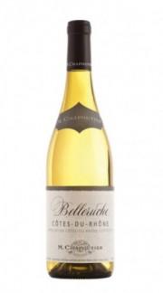 """""""Belleruche"""" Côtes du Rhône AOC Blanc Michel Chapoutier 2019"""