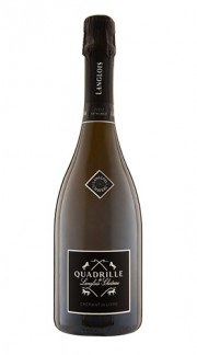 """""""Cuvée de Prestige"""" Crémant de Loire AOC Extra Brut Millésimé LANGLOIS CHATEAU 2013"""