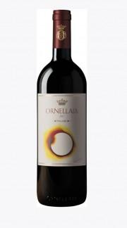 """""""Ornellaia"""" Etichetta """"Solare"""" Bolgheri DOC Superiore Rosso Ornellaia 2017"""