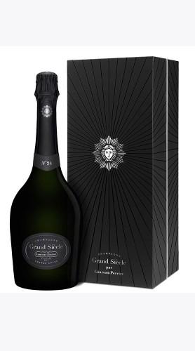 """Grand Siècle"" Champagne AOC Brut Grande Cuvée Laurent Perrier (in astuccio NR 24)"