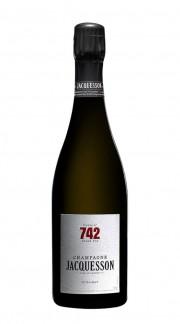 """""""Cuvée 742"""" Extra Brut Champagne AOC Jacquesson"""