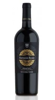 """""""Barocco Reale"""" PRIMITIVO IGP SALENTO ROSSO Vecchia Torre 2014"""