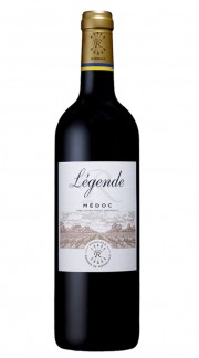 """Legende"" Medoc AOC Baron Edmond De Rothschild 2017"
