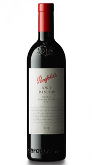 Penfolds RWT BIN 798 BAROSSA VALLEY SHIRAZ '17 AST.