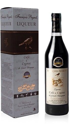 Peyrot Liqueur au Cognac Café