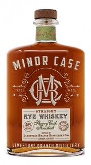 Limestone Branch Distillery MINOR CASE STRAIGHT RYE WHISKEY 45°