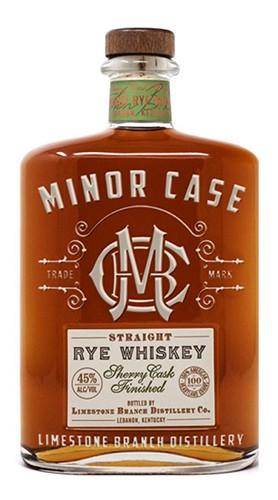 Limestone Branch Distillery MINOR CASE STRAIGHT RYE WHISKEY 45°