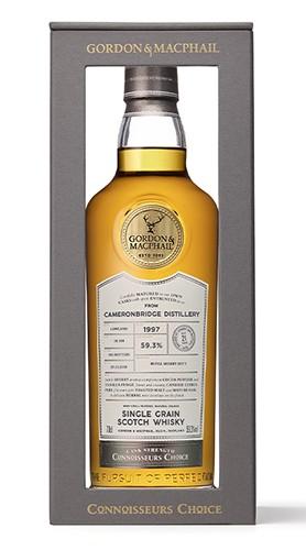 GORDON & MACPHAIL CAMERONBRIDGE 1997 59,3° Connoisseurs Choice