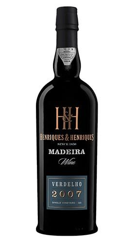 HENRIQUES & HENRIQUES MADEIRA VERDELHO 2007