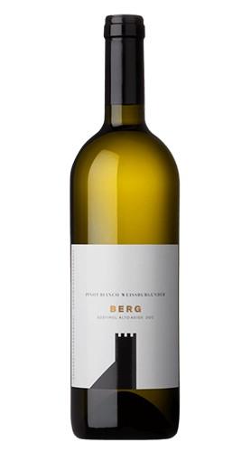 """Berg"" A.A. Pinot Bianco DOC Cantina Colterenzio 2018"