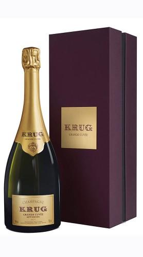"""Champagne Brut """"Grande Cuvée 168ème Édition"""" Krug (coffret)"""