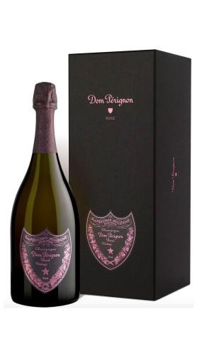 Champagne Rosé Brut Dom Perignon 2006 (coffret)