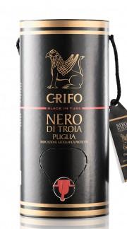 Nero di Troia Puglia IGP Crifo 2019 - Black Edition Bag in Tube 3l