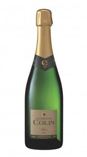 champagne COLIN CHAMP. CUVEE ALLIANCE BRUT ASTUCCIATO